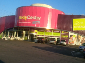 Bodycenter for ladies