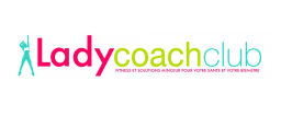 logo Lady Coach Club, Eaubonne