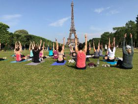 Paris Affordable Yoga & Fitness