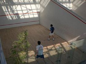 photo de votre salle de sport Club Squash Gym Fit & Bad Rouen