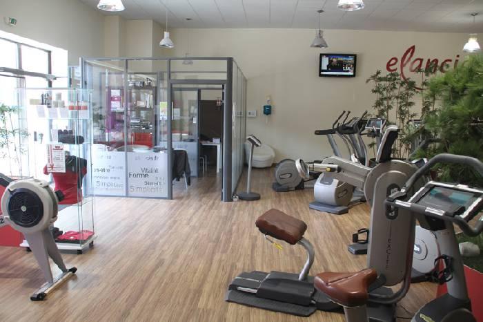 photo de votre salle de sport Elancia Auxerre