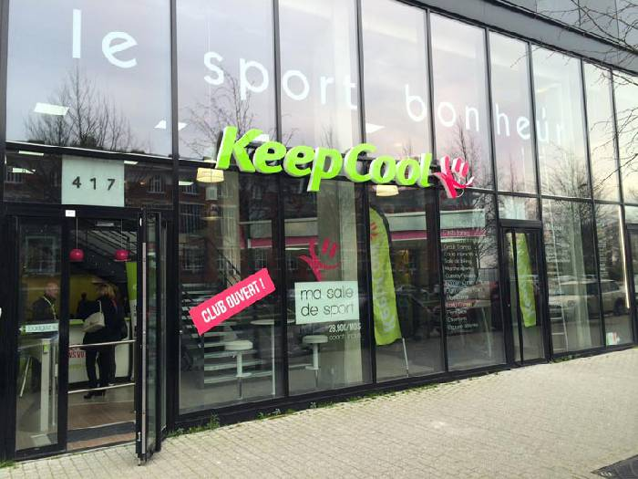 photo de votre salle de sport Keep Cool Lille