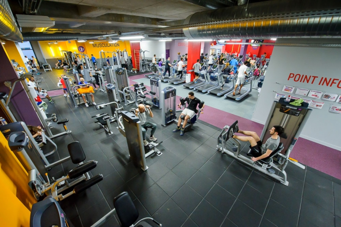 Site de rencontre fitness