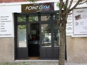 photo de votre salle de sport Point Gym Paris 15