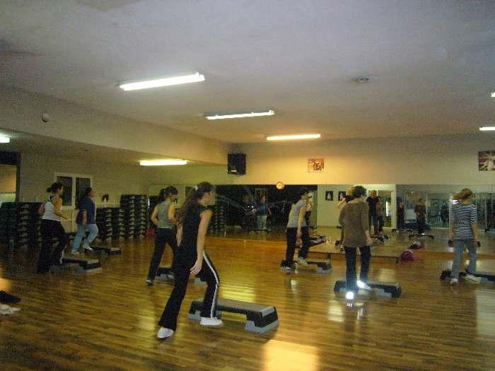 salle de sport orange vaucluse