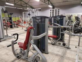 photo de votre salle de sport Svelt Gym  Orange