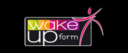 logo Wake Up Form, Les herbiers